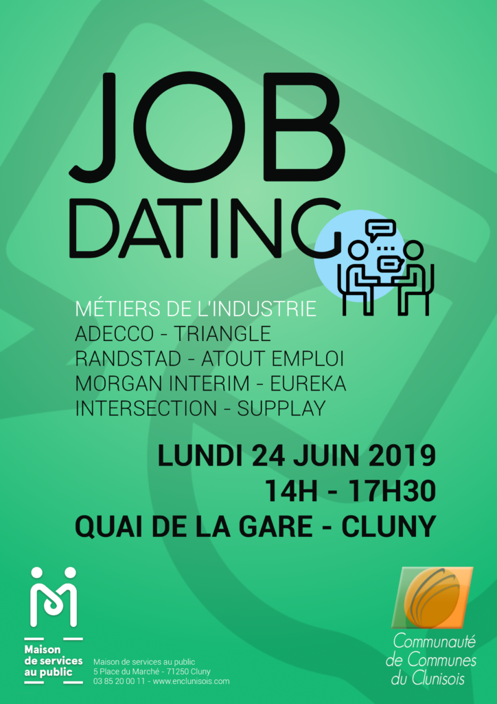 emploi Dating industrie 44